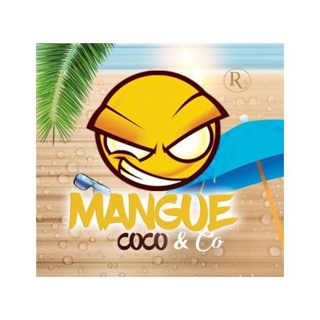 Concentré EXO Mangue Coco & Co Revolute 10 ml