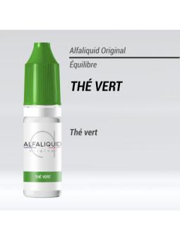 Thé Vert d'Alfaliquid