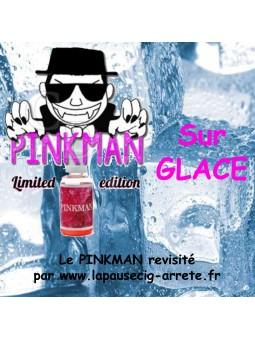 PinkMan sur Glace