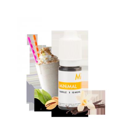 MiNiMAL - Vanille, sels de nicotine
