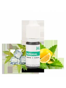 MiNiMAL - Menthe, sels de nicotine