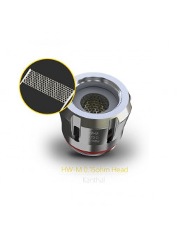 1x Résistances HW-M (0.15 ohm) Eleaf