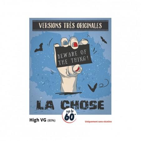 La Chose, 20/80 50ml, Le French Liquide