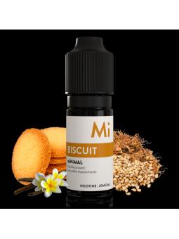 MiNiMAL - Biscuit, sels de nicotine