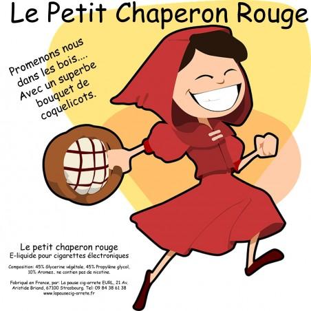 """Concentré DIY """"Le petit chaperon rouge"""" 10ml"""