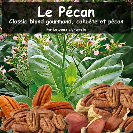 "Concentré DIY ""Le Pécan"" 10ml"