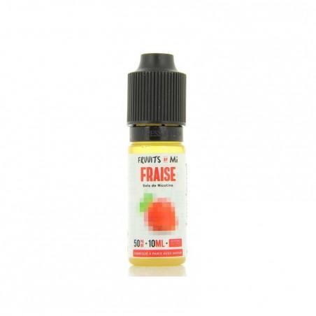 MiNiMAL - Fraise, sels de nicotine
