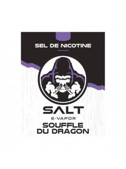 MiNiMAL - Souffle du Dragon, sels de nicotine