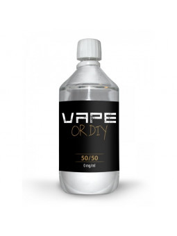 Bases Vape or DIY 1L