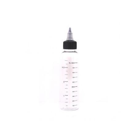 bouteille vide 120 ml graduée