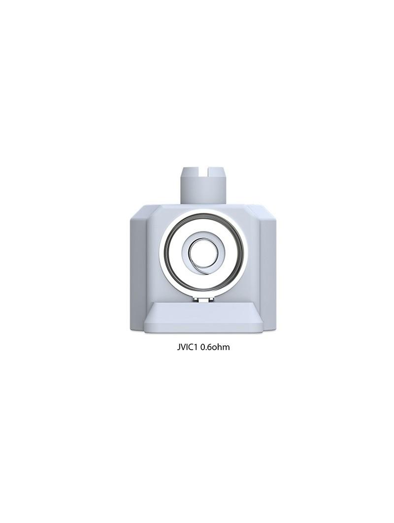 5 x Résistances Penguin JVIC1 MTL 0.6 Ohm