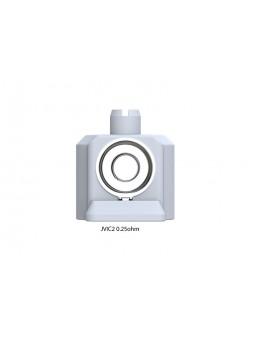 5 x Résistances Penguin JVIC2 DL 0.25 Ohm