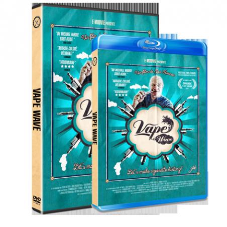 DVD Vape Wave, de Jan Kounen