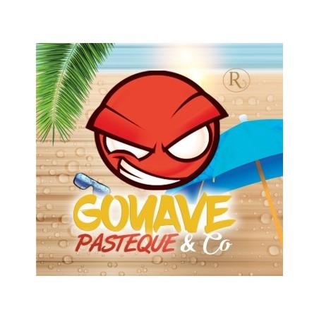 Concentré EXO Goyave Pastèque & Co Revolute 10 ml