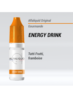 Energy Drink d'Alfaliquid