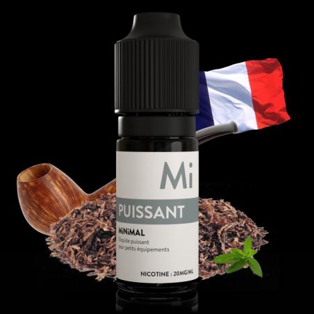 MiNiMAL - Puissant, sels de nicotine