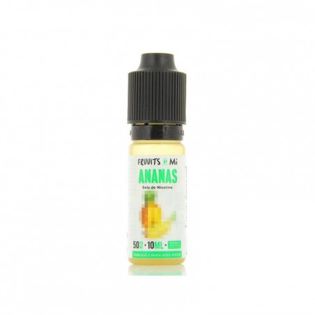 MiNiMAL - Ananas, sels de nicotine