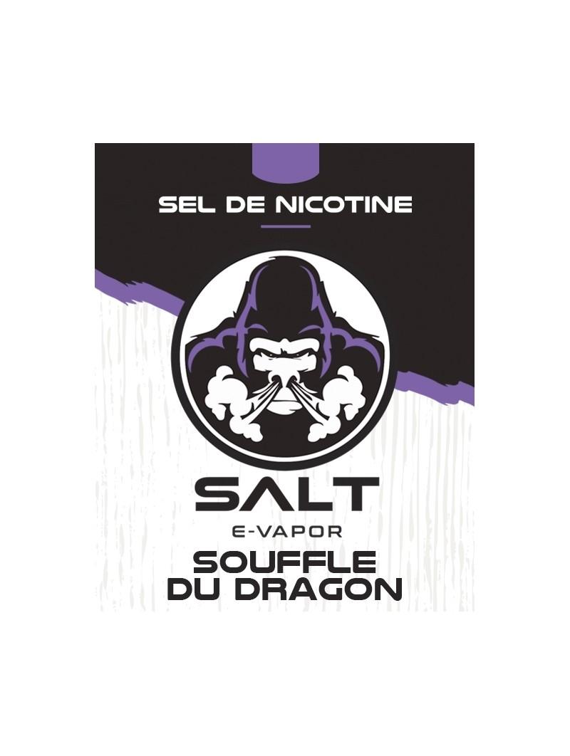 Salt - Souffle du Dragon, sels de nicotine