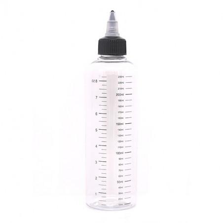 bouteille vide 250 ml graduée