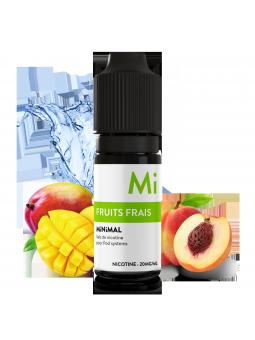 MiNiMAL - Fruits Frais, sels de nicotine