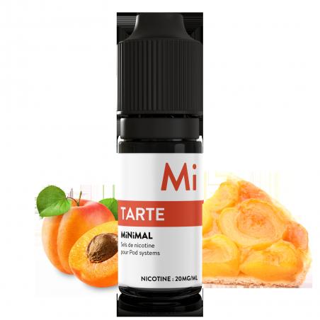 MiNiMAL - Tarte, sels de nicotine