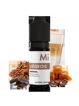 MiNiMAL - Liégeois, sels de nicotine