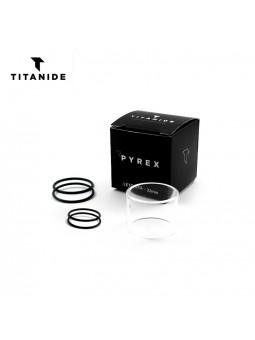 Tube Pyrex Leto RTA Mtl 22 Titanide 3ml