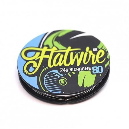 Nichrome N80 25G Flatwire UK