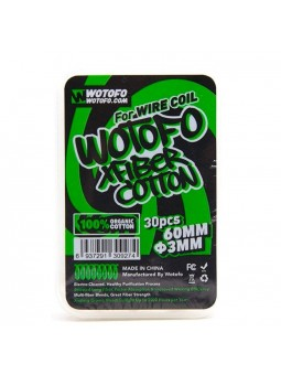 XFiber Cotton Wire Coil Wotofo