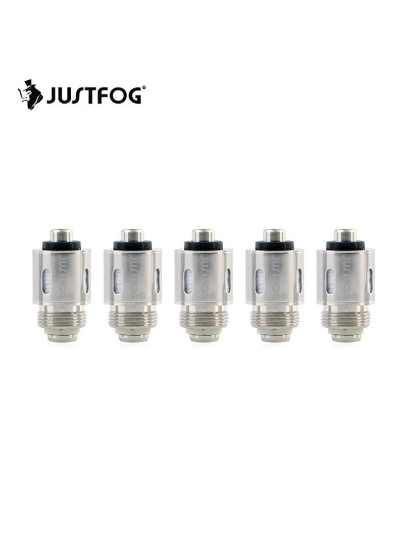 Résistances JUSTFOG 14 Series (X5)